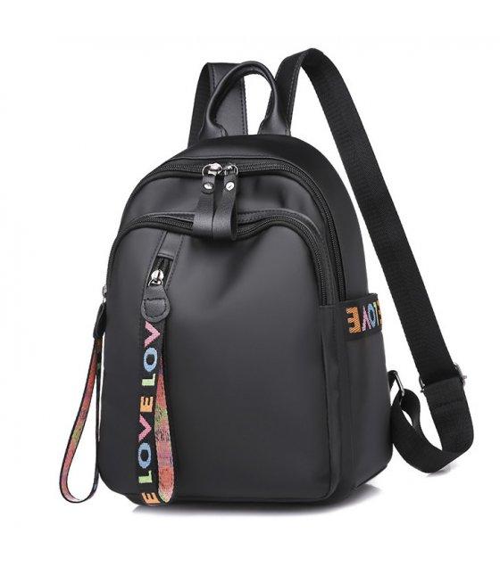 BP601 - Korean fashion nylon ladies backpacks
