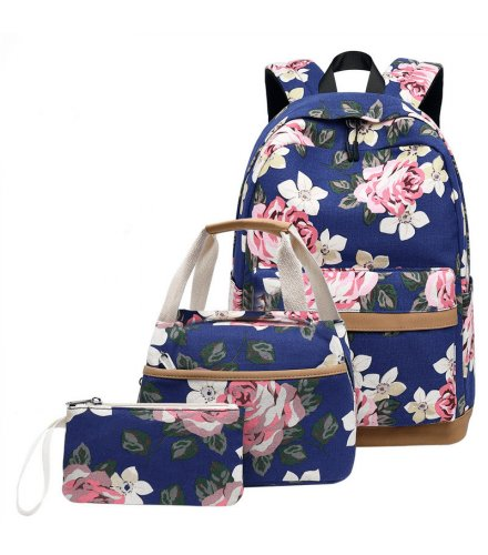 BP607 - Korean Oxford Cloth Backpack