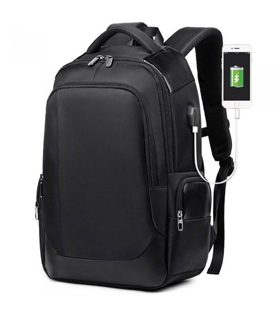 BP616 - Korean casual USB Backpack