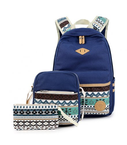 BP628 - Korean Oxford Cloth Backpack