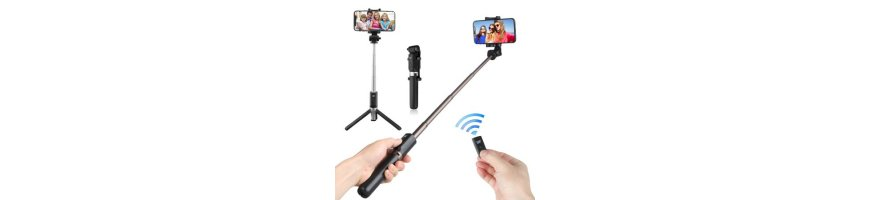 Selfie Sticks & Holders