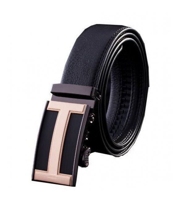 BLT050 - Luxury Black Belt