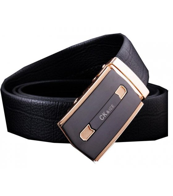 BLT089 - CK Ice Casual Belt Black