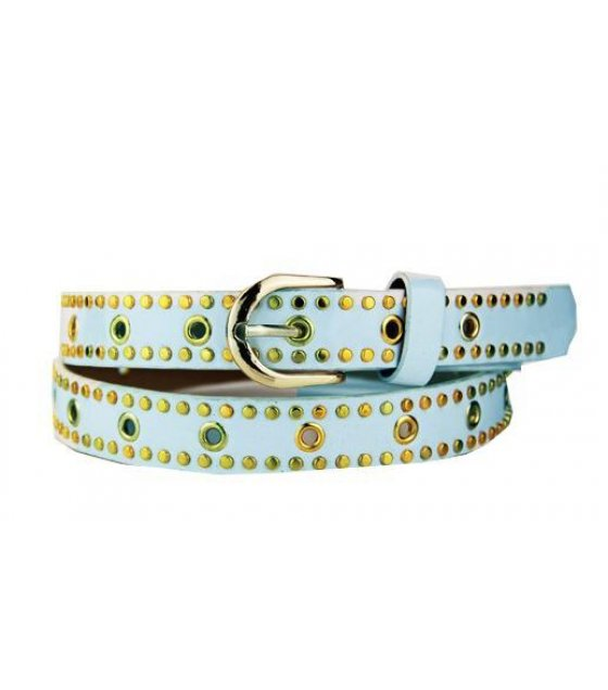 BLT101 - Blue Ladies Fashion Belt