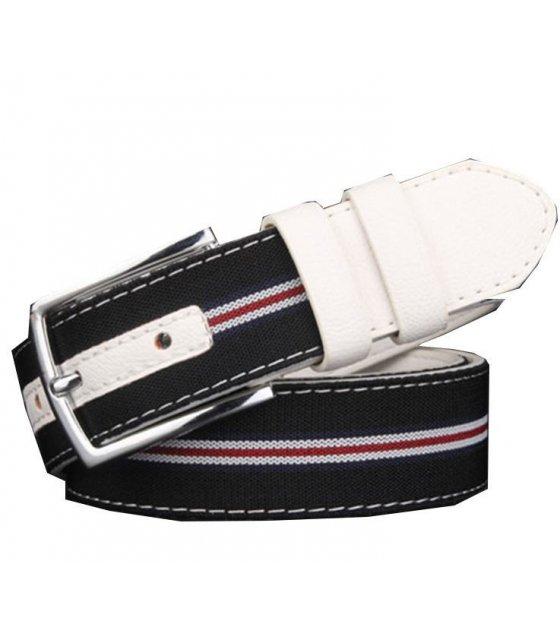 BLT128 - Casual Canvas Belt