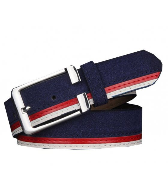 BLT129 - Casual Canvas Belt
