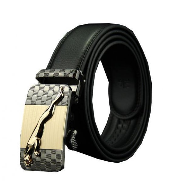BLT135 - Black Puma Belt