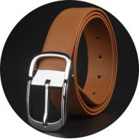 BLT156 - Light Brown Mens Belt