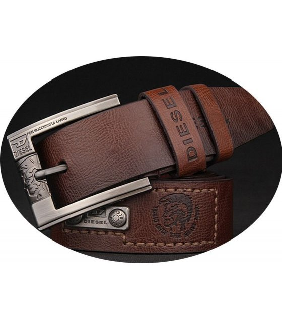 BLT158 - Brown Diesel Belt