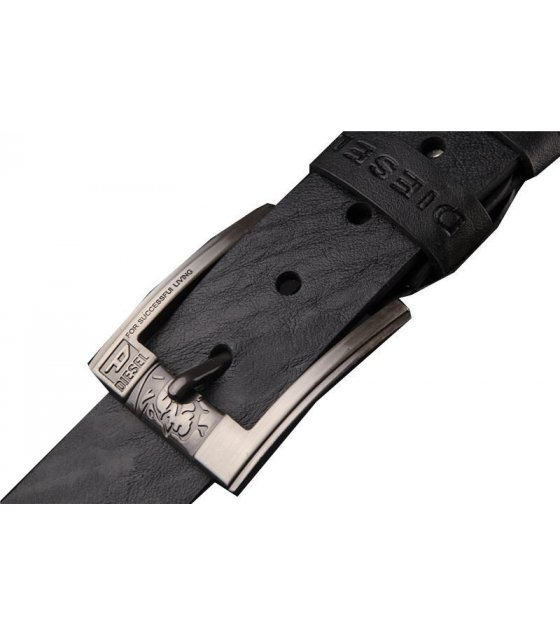 BLT160 - Black Casual Belt