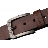 BLT161 - Brown Pu Leather Belt