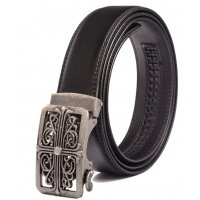 BLT191 - zinc alloy automatic buckle belt