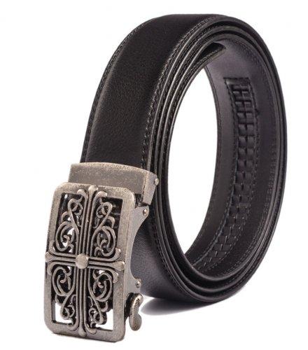 BLT191 - zinc alloy automatic buckle belt