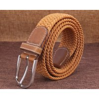 BLT215 - Canvas woven Ladies Belt