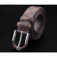BLT220 - Korean Checked Belt