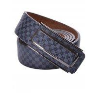 BLT221 - Casual fashion Plaid belt