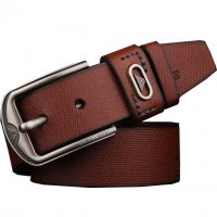 BLT225 - Casual Pin Buckle Belt