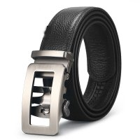 BLT230 - Genuine Leather Buckle Belt