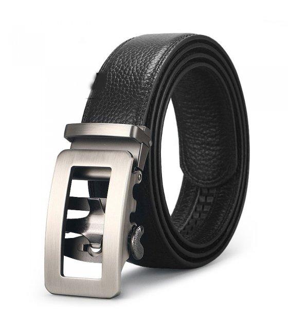BLT230 - Genuine Leather Buckle Belt