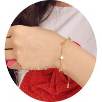 B249 - Love Heart Simple Bracelet