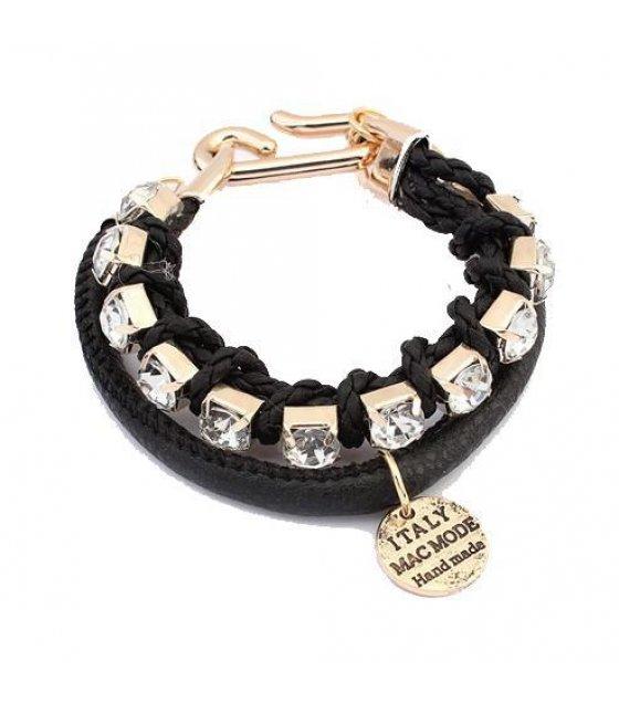B261 -  Sparkling diamond jewelry bracelet