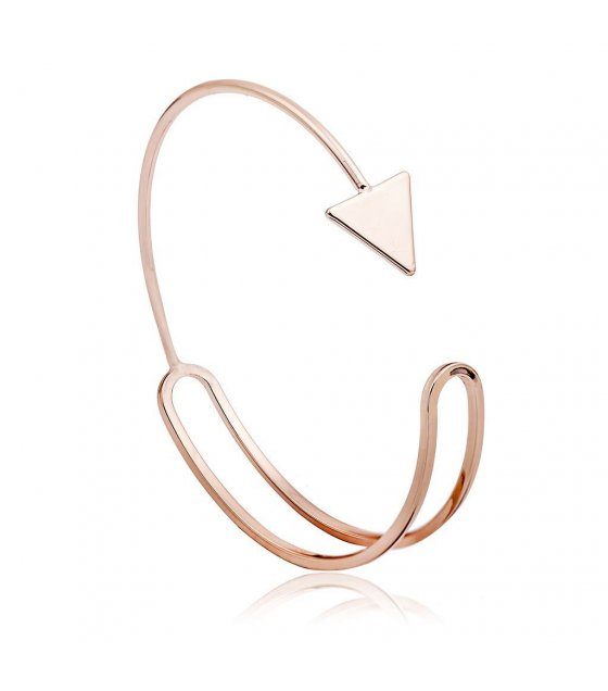 B311 - Gold Arrow Bracelet