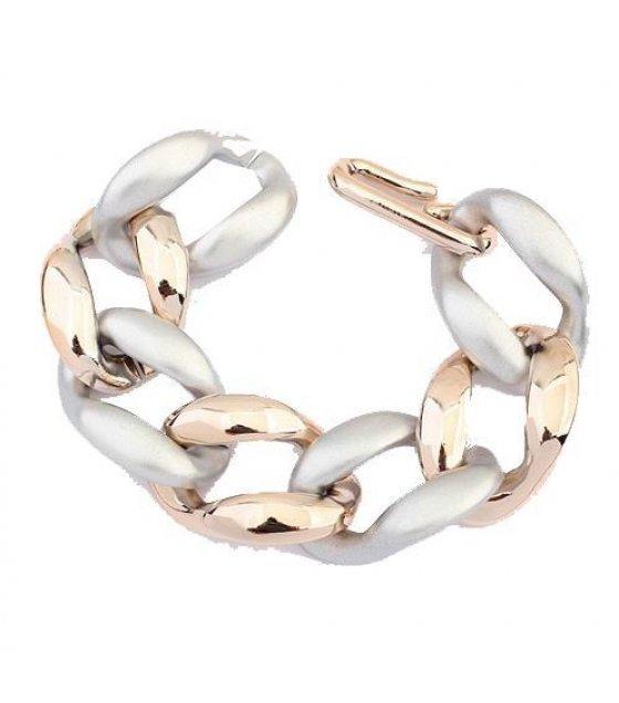 B317 - Multicolored Chain Bracelet
