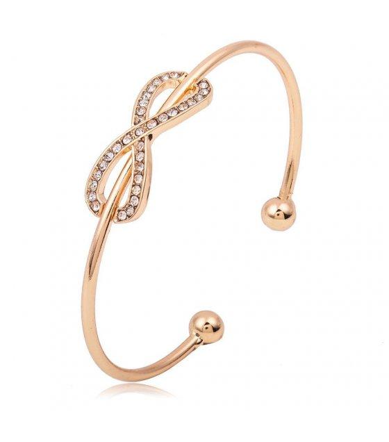 B352 - Heart Open Stylish Bracelet