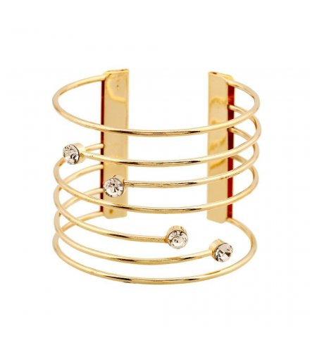 B361 - European Wire pattern bracelet