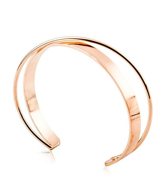 B383 - Simple copper Bracelet