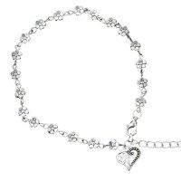 B384 - Heart shaped Bracelet