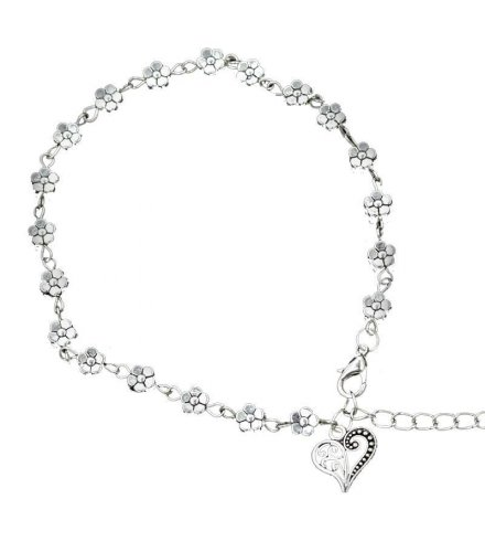 B384 - Heart shaped Bracelet