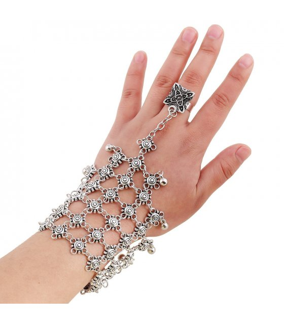 B395 - Retro Alloy bracelet