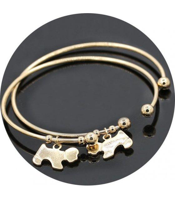 B397 - Korean Puppy Bracelet