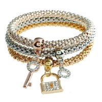 B464 - Multilayered Bracelet