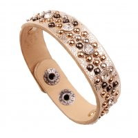 B506 - Rivets button bracelet