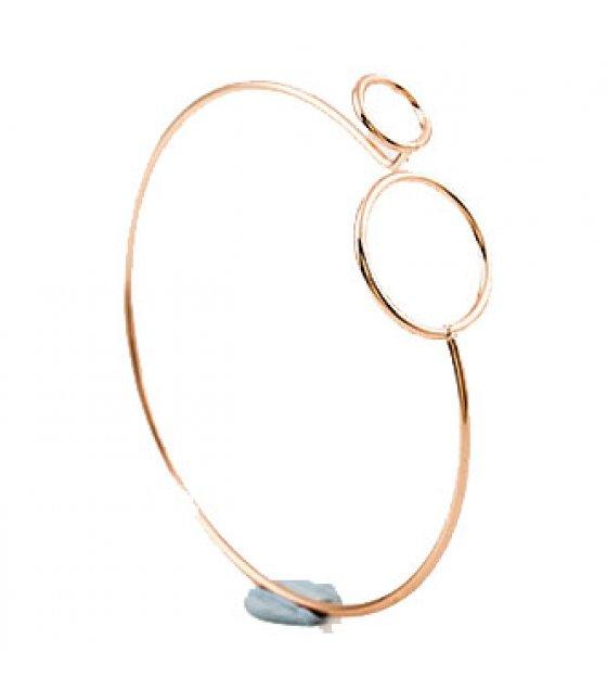 B535 - Fashion geometric ladies bracelet