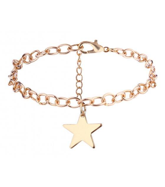 B571 - Star Pendant Bracelet