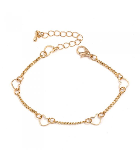 B579 - Wild heart-shaped Bracelet