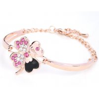 B594 - Korean Crystal Bracelet