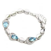 B597 - Eternal Heart Bracelet