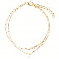 B600 - Gold Chain Bracelet