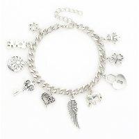 B612 - Ancient silver Bracelet