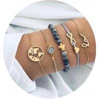B617 - Love letter bracelet