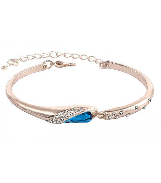 B622 - Crystal Gemstone Bracelet