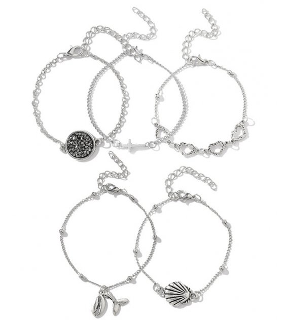 B633 - Beach style fashion shell bracelet