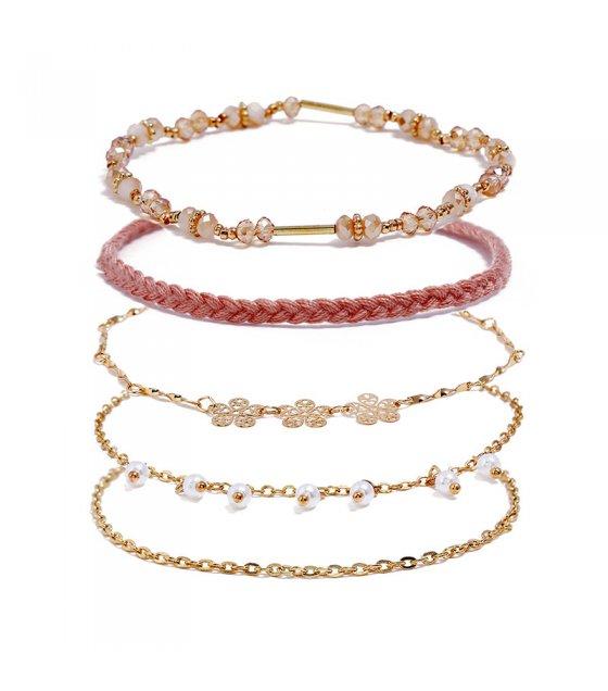 B634 - Fashion pearl bracelet