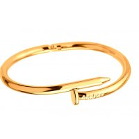 B639 - Elegant Nail Bracelet