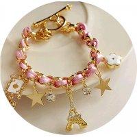B677 - Rope woven bracelet