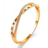 B699 -  Roman Cross Bracelet